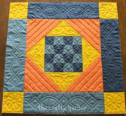 Amish Quilt Patterns Free by Amish Mini Quilt Free Pattern The Crafty Quilter