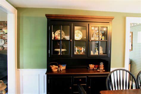 Hutch Cabinets Dining Room by New Dining Room
