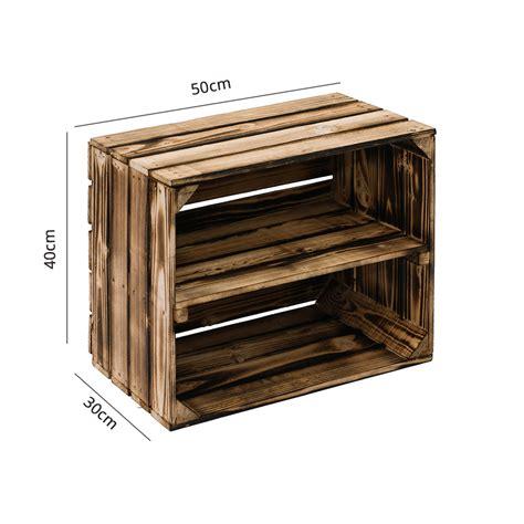 cassette di legno usate mensole con cassette di legno cassette in legno usate