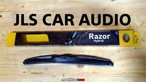Baru Wiper Hella Razor Hybrid baru jual wiper bosch hella dan alfin