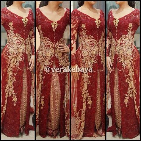 Slip On Gesper Merah Marun 380 best vera kebaya indonesia images on kebaya kebaya lace and modern