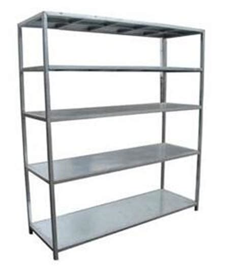 Stainless Steel Kitchen Shelf Unit by Commercial Kitchen Five Tier Detachable Assembly Stainless