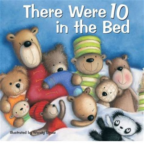 There Were Ten In The Bed by There Were 10 In The Bed Wendy Straw 9781782261933
