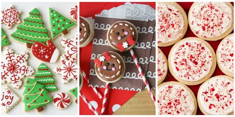25 easy christmas sugar cookies recipes decorating