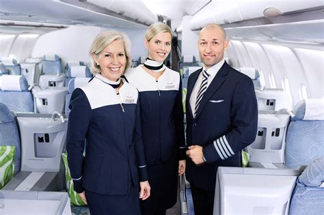 cabin crew members finnair recruits 400 pilots and cabin crew members