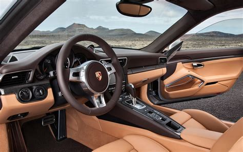 2014 Porsche 911 Turbo S Interior Photo 3