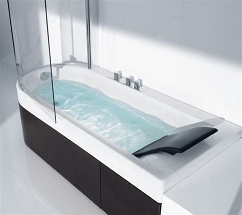 Shower Tub Combination from Roca   Happening Combination