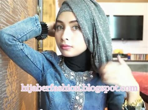tutorial hijab pesta satin tutorial hijab praktis untuk pesta tutorial hijab