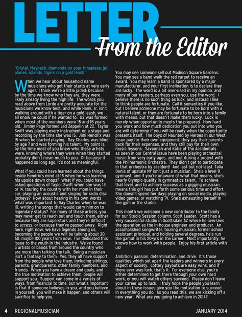 layout of letter to the editor 16 best images about magazine anatomy editor s note on