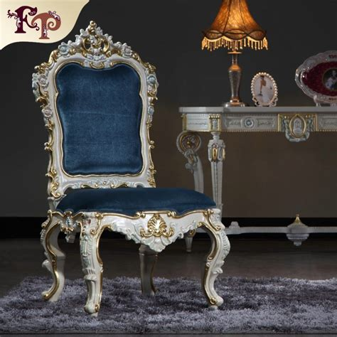 victorian style furniture rubber wood dining room