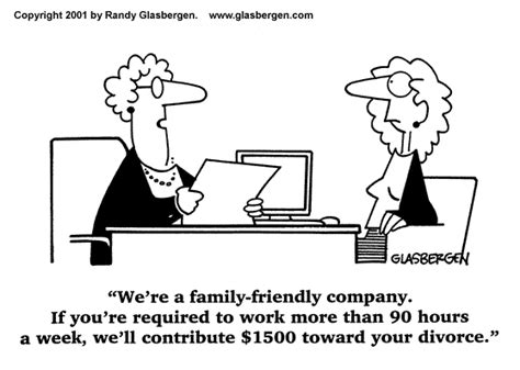 The Divorce Letter Joke Divorce Hr Familyfriendly Comics Hr Comics Office Humor Humor And