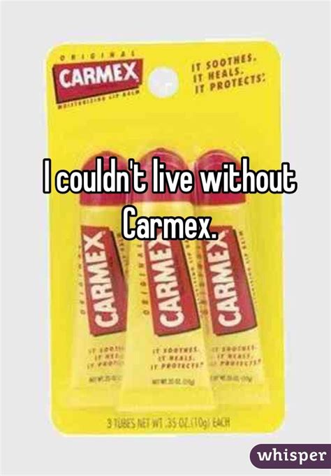 7 Reasons I Couldnt Live Without The Net by I Couldn T Live Without Carmex