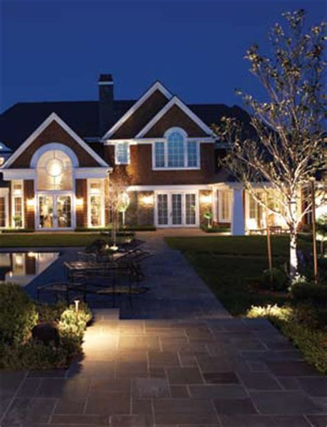 landscape lighting and design throughout wny serving