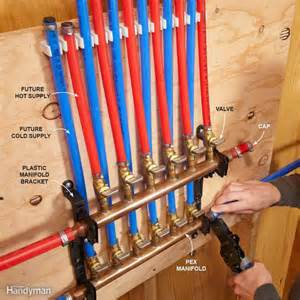 How To Install Pex Plumbing System by Pex Supply Pipe Everything You Need To Pipes