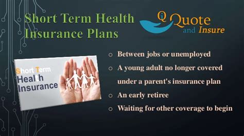 find cheap short term health insurance coverage  save