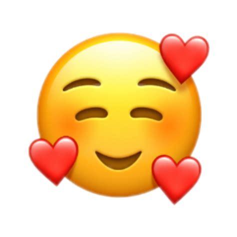 iphone iphoneemoji emoji emojis emojisticker heart happ