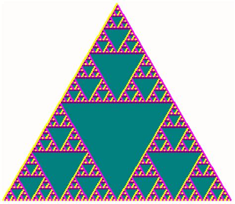 triangle pattern sequence patterns in pascal s triangle with a twist
