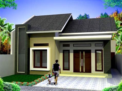 8 desain rumah minimalis 1 lantai terbaru dirumahku
