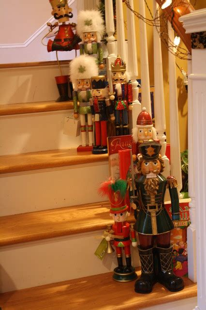 decorative nutcrackers for christmas nutcracker traditional boston by interiors by daryce