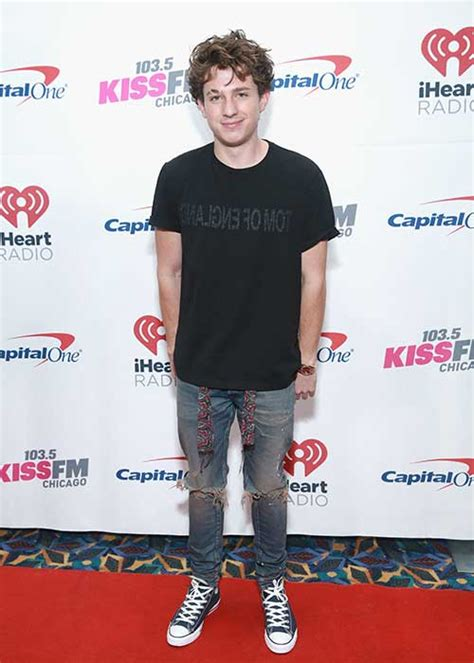 charlie puth jeans demi lovato forgets her pants at celeb studded jingle ball