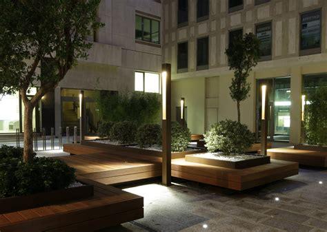 illuminazione piazze paletto luminoso da giardino tetra parco paletto luminoso