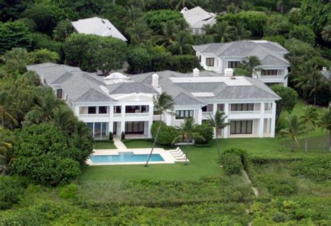 rush limbaugh house 30 most jaw dropping and expensive celebrity homes you ve