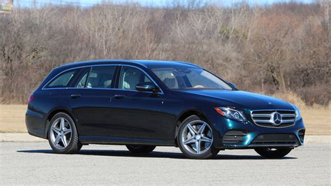 2017 mercedes e400 wagon review cure for the common