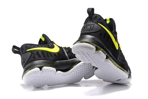 kd nike shoes for cheap nike kd 9 black neon green basketball shoes for sale