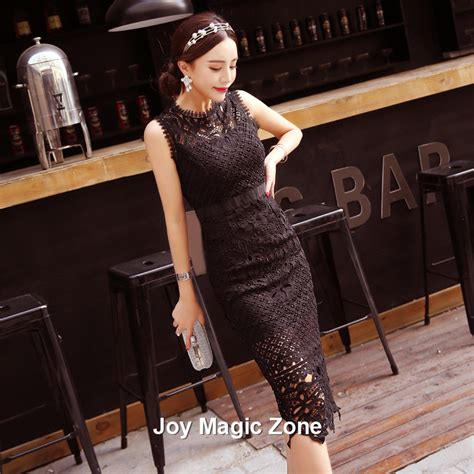 1 Set Roku Summer Cut yomrzl a039 2016 new arrival summer lace s dresses one cut out dress vocation