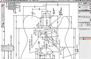 blueprints for telecaster guitar neck submited images