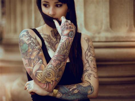 tattoo girl wallpaper hd sexy wallpaper sexy hot girls with tattoos