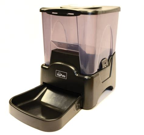 Electronic Feeder automatic pet food dispensers webnuggetz