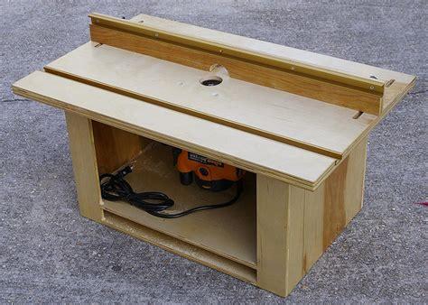 portable router table  kacy  lumberjockscom