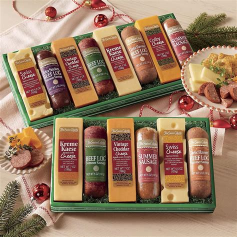 top 20 best cheese gift baskets for christmas 2016 heavy com
