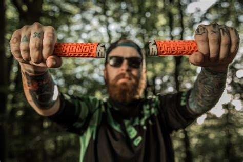 new ns bikes lock on grips hold fast never skip riding ns bikes launch hold fast grips singletrack magazine