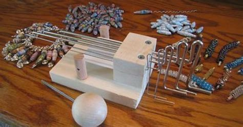 Paper Bead Machine - 2 in 1 v3 paper bead roller wire coiling machine