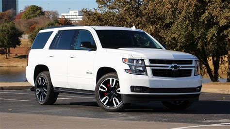New 2018 Chevy Tahoe by 2018 Chevy Tahoe Rst Drive Everything S Faster In