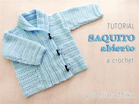 tutorial de rufus 1 4 abrigo unisex para ni 241 os paso a paso crochet