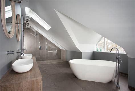 10 exemples r 233 ussis de salle de bain sous les combles