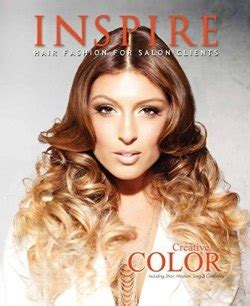 Inspire Hair Style Book by Books With Hairstyles And Haircuts Including Inspire
