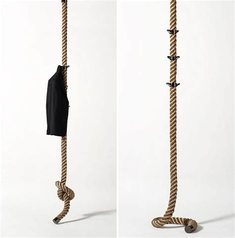 hanging from the ceiling interior design idea coat racks that hang from the