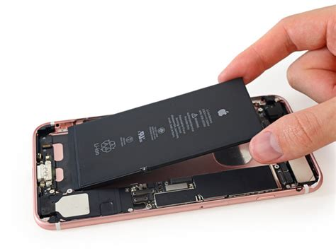 ifixit iphone 7 plus teardown shows larger battery taptic engine u iphone in canada