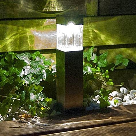 10 lumen solar lights solar lights outdoor bright 10 lumen satinless steel