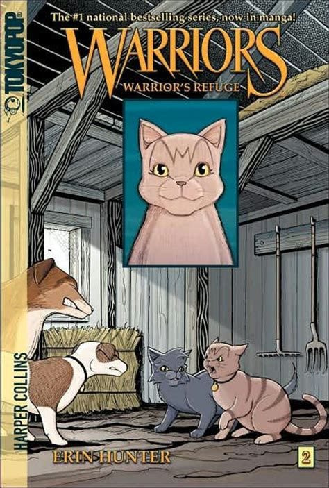 Warriors Refuge warrior cats