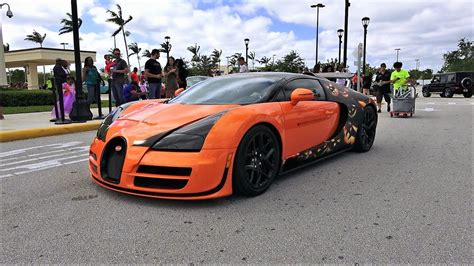 lamborghini aventador sv roadster vs bugatti veyron bugatti veyron lamborghini aventador sv mclaren p1 drive by at halloween cars coffee palm