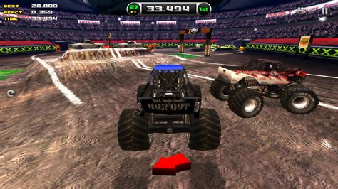 monster truck video game monster truck destruction review pc softpedia