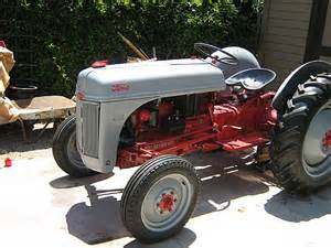 Ford 8n Tractor For Sale 1949 Ford 8n Tractor For Sale South Pasadena California