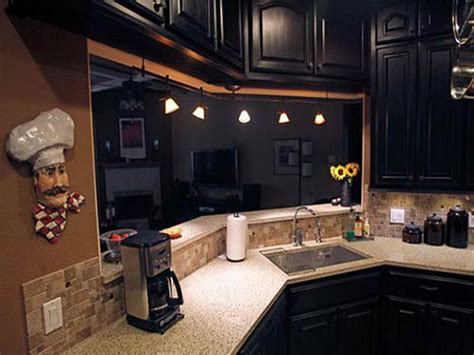 Black Kitchen Cabinets Ideas Home Furniture Design Black Cabinet Kitchen Ideas