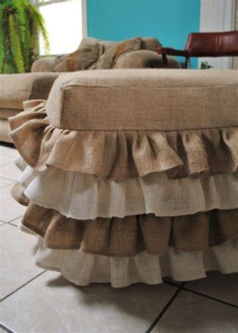 burlap home decor how to rock burlap in home d 233 cor 27 ideas digsdigs