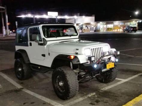 jeep yj custom 1995 jeep yj custom like restoration
